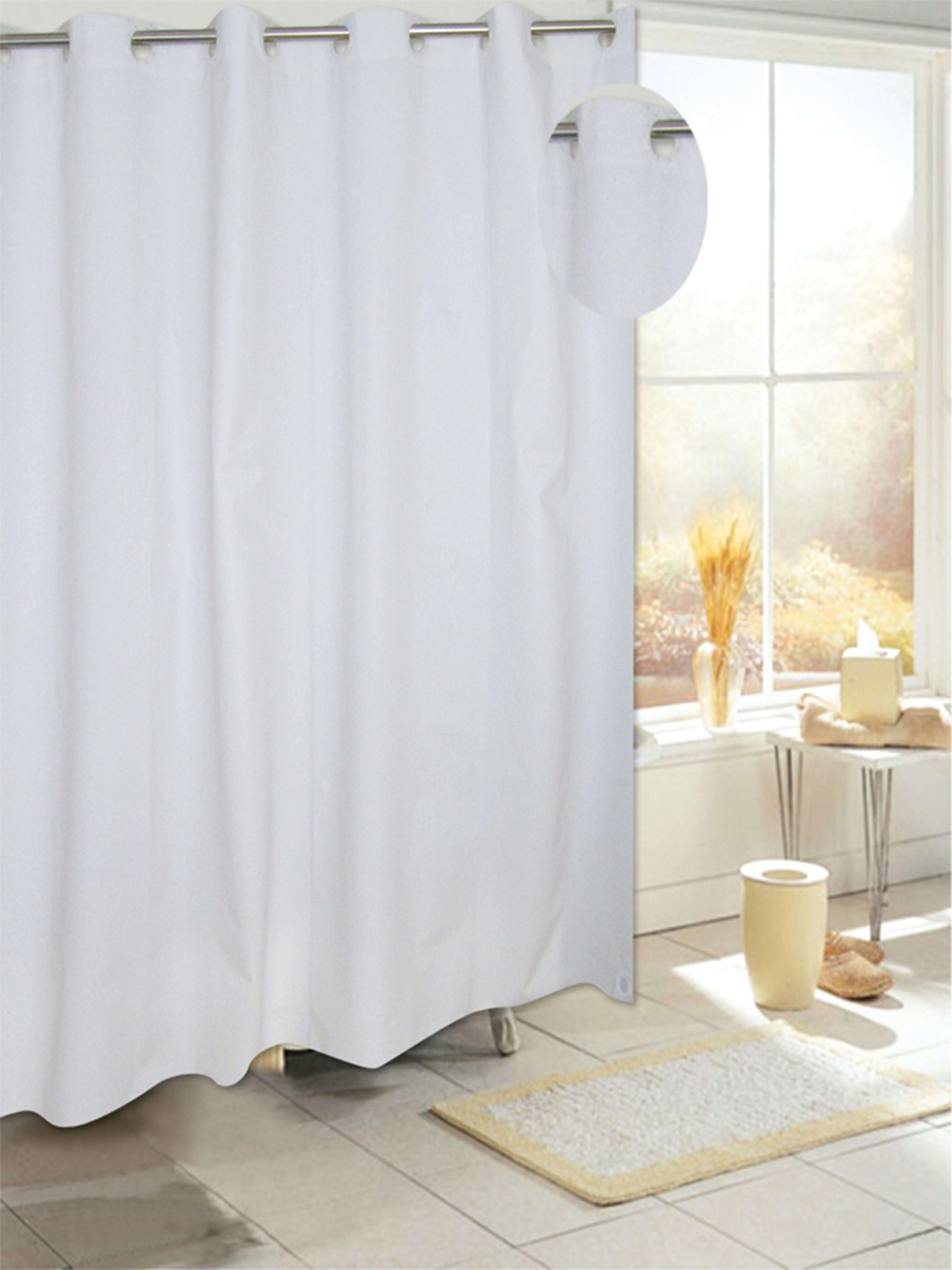 034 Ez On EVA Shower Curtain With