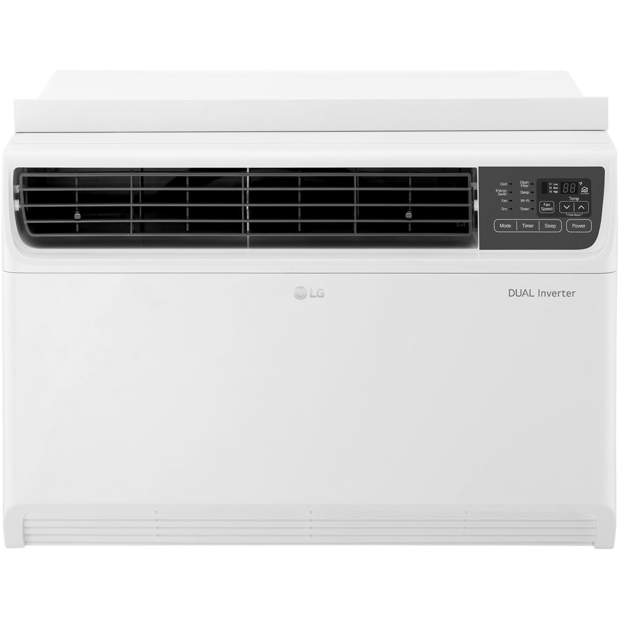 230V 18,000 BTU Dual Inverter Window Air Conditioner with Wi