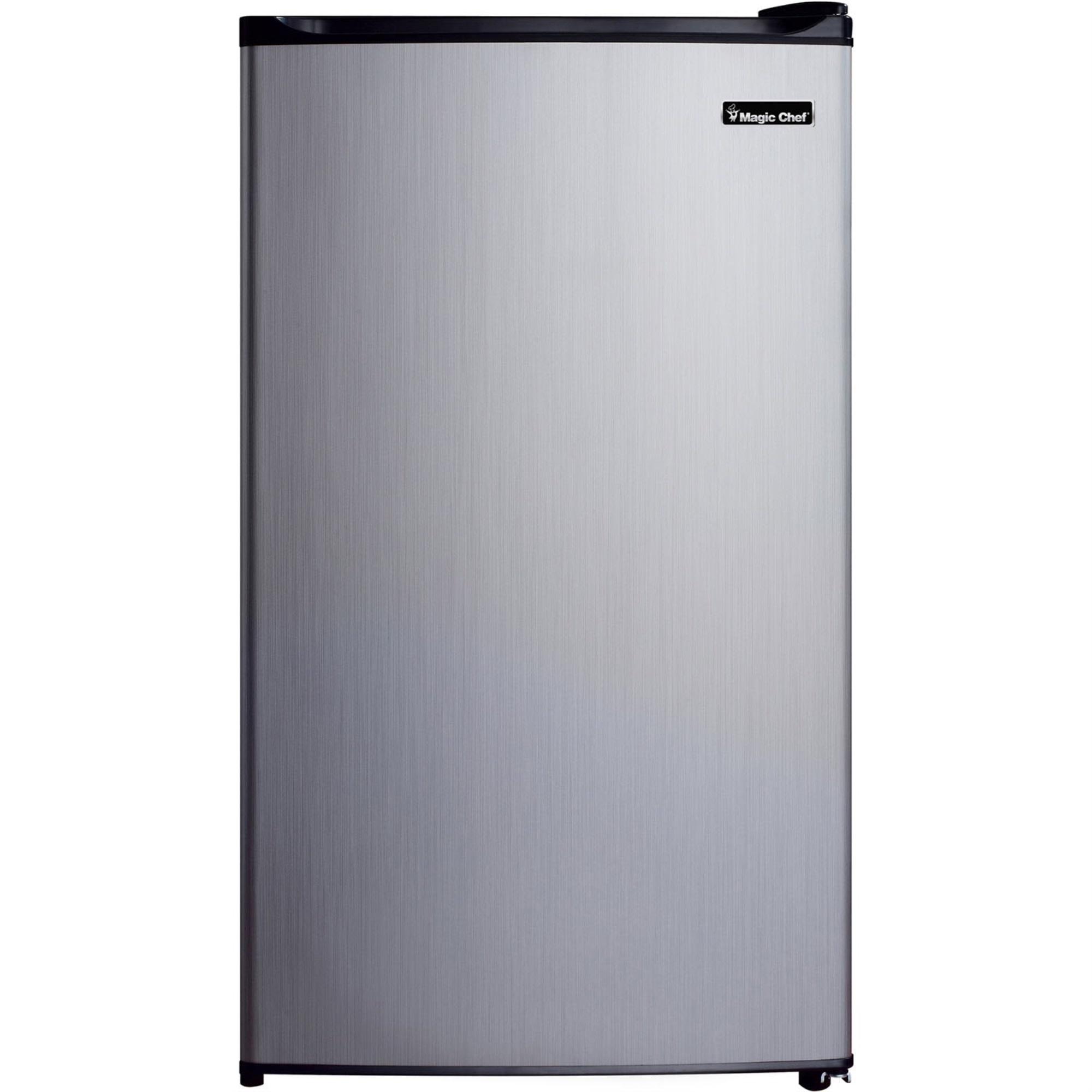 Magic Chef MCBR350S2 3.5 Cu. Ft. Refrigerator with Full-Widt