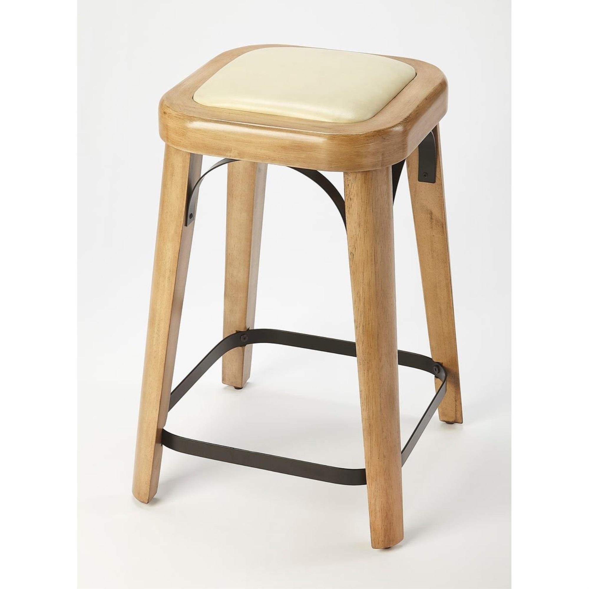 Fine Details About Butler Fermi Sandy Shore Counter Stool Machost Co Dining Chair Design Ideas Machostcouk