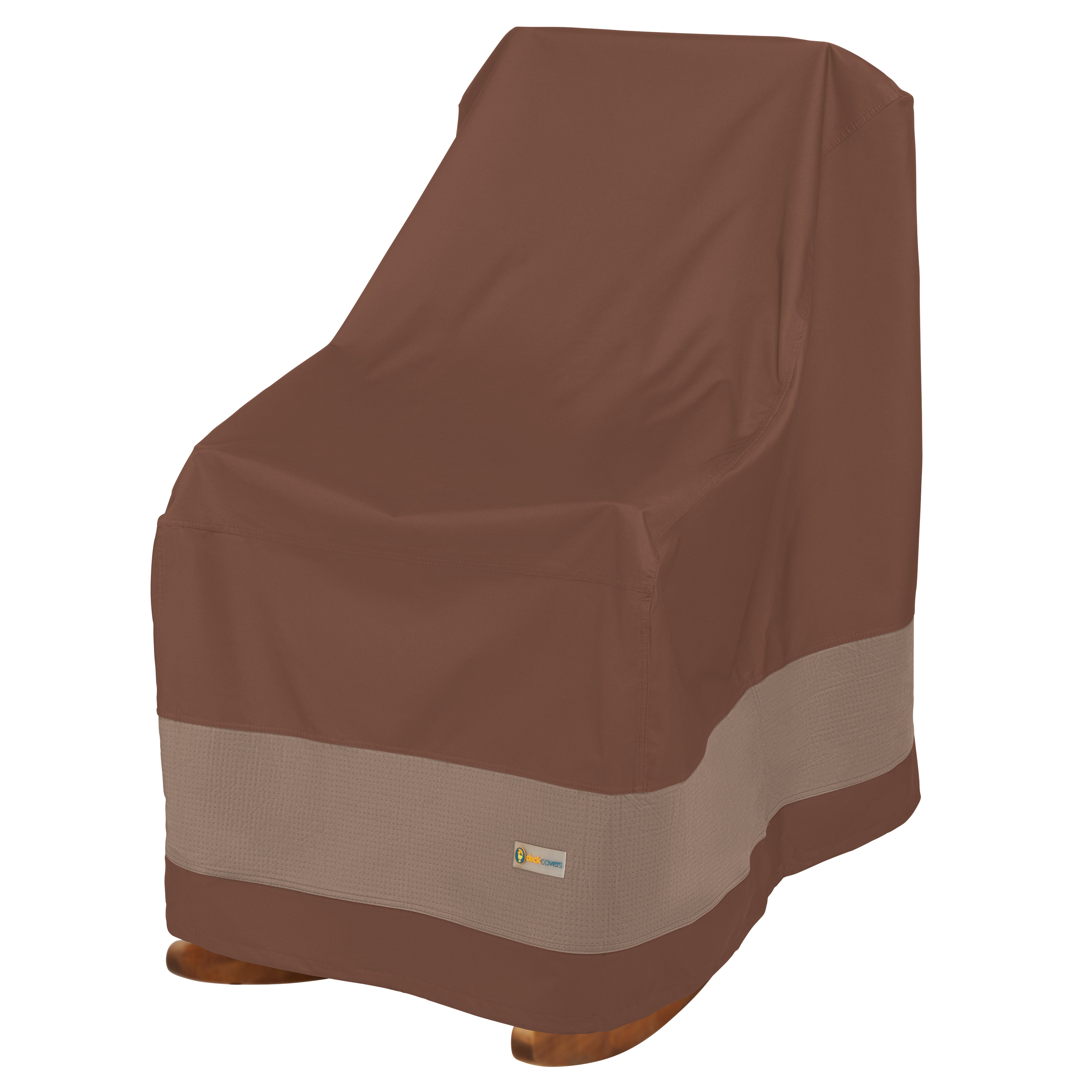 Duck Covers Ultimate Rocking Chair Cover 28in W Ebay