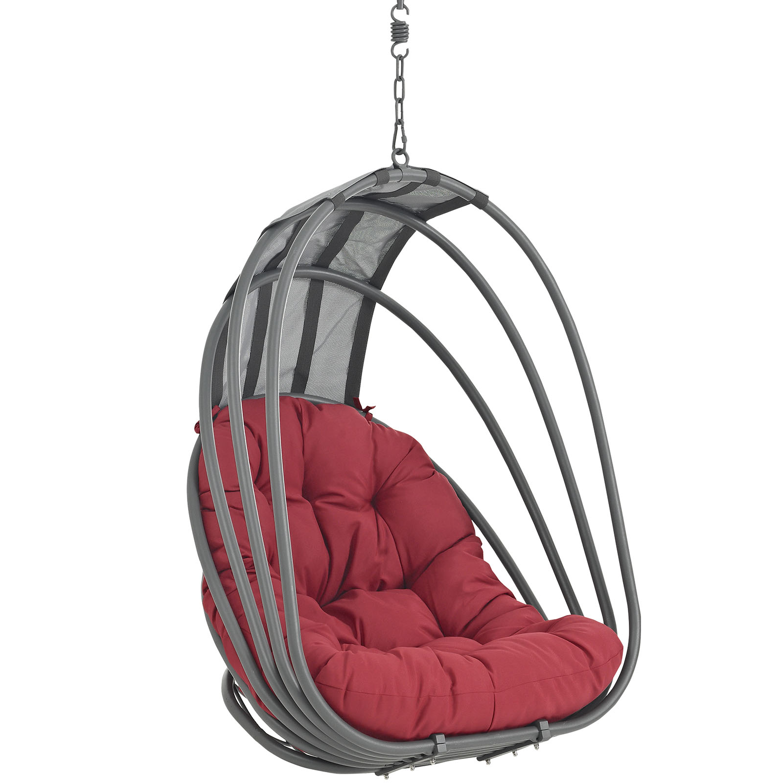 Whisk Outdoor Patio Swing Chair Without Stand - Orange | eBay