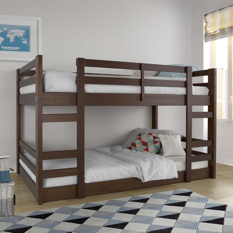 Low Wood Twin Bunk Bed Ebay