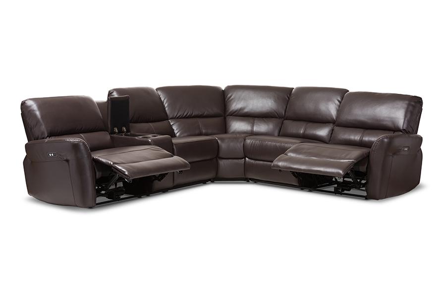 Strange Details About Baxton Studio Amaris Modern And Contemporary Black Bonded Leather 5 Piece Pow Beatyapartments Chair Design Images Beatyapartmentscom